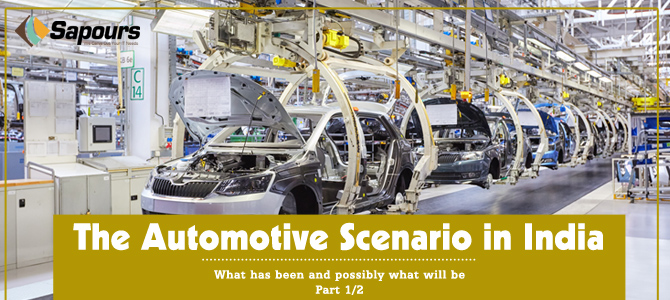 The Automotive Scenario in India – What has been and possibly what will be Part – 1/2