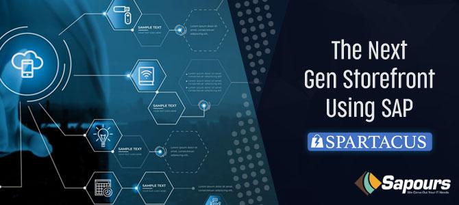 Build a Next-gen Commerce Storefront with SAP Spartacus